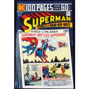 Superman (1939) #284 VF/NM (9.0) 100 page Super Spectacular