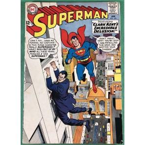 Superman (1939) #174 VG/FN (5.0) Super-Mxyzptlk Bizzarro app