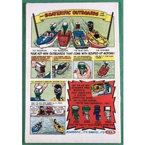 Superman (1939) #218 VG+ (4.5) Brainiac 5 appearance