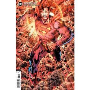 Superman (2018) #20 VF/NM Bryan Hitch Variant Cover