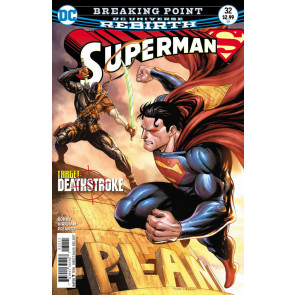 Superman (2016) #'s 32 34 35-45 + Superman Special #1 VF/NM Set DC Universe