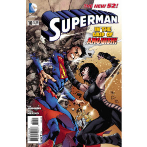 Superman (2011) #10 VF/NM The New 52!