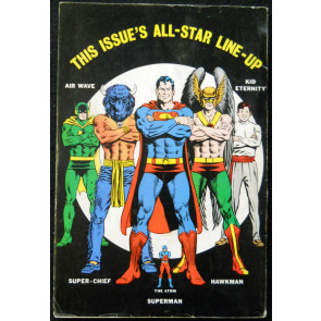 SUPERMAN #245 VG+ DC 100 PG SPECTACULAR #7