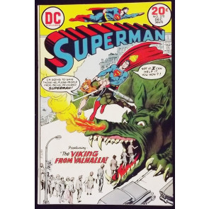 SUPERMAN #270 VF+