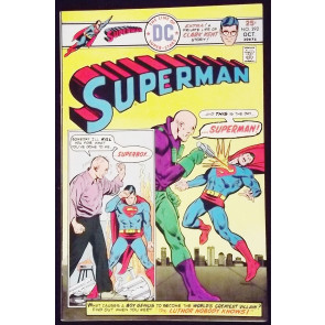 SUPERMAN #292 VF+