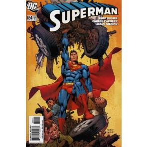 SUPERMAN #654 VF- CARLOS PACHECO KURT BUSIEK