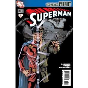 SUPERMAN #691 VF-