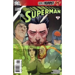 SUPERMAN #693 VF+