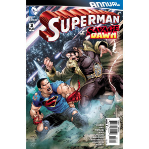 SUPERMAN ANNUAL (2015) #3 VF/NM