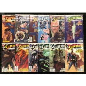 Superman Birthright (2003) #1-12 VF/NM complete 12 issue set Mark Waid