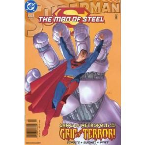 SUPERMAN GANGS OF METROPOLIS COMPLETE 3 PART STORYLINE