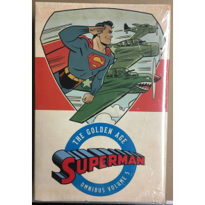 Superman Golden Age Omnibus Vol.5 VF/NM still sealed in original shrink wrap