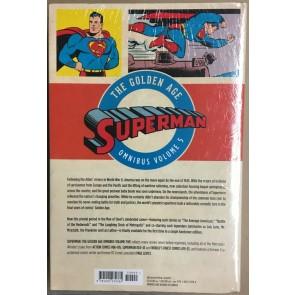Superman Golden Age Omnibus Vol.5 VF/NM still sealed in original shrink wrap