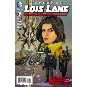 SUPERMAN: LOIS LANE #1 VF/NM - NM ONE-SHOT THE NEW 52!