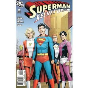 SUPERMAN: SECRET ORIGIN #2 OF 6 VF+ - VF/NM