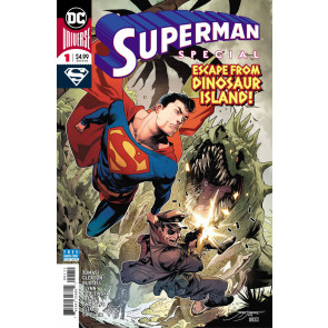 Superman Special (2018) #1 NM (9.4) or better