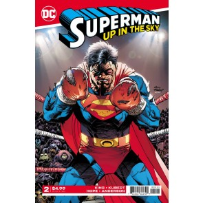 Superman: Up In the Sky (2019) #2 of 6 VF Andy Kubert Cover Tom King