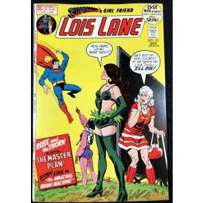 Superman's Girlfriend Lois Lane (1958) #121 NM (9.4) Rose & Thorn 52 pages