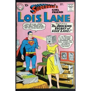 Superman's Girlfriend Lois Lane (1958) #13 VG (4.0)