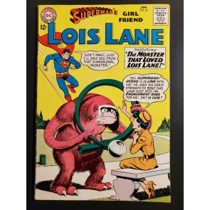 Superman's Girlfriend Lois Lane #54 (1965) Fine (6.0) |