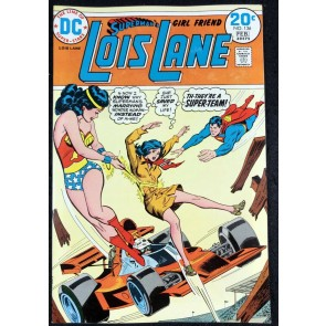 Superman's Girlfriend Lois Lane (1958) #136 NM (9.4) Wonder Woman Cover & App