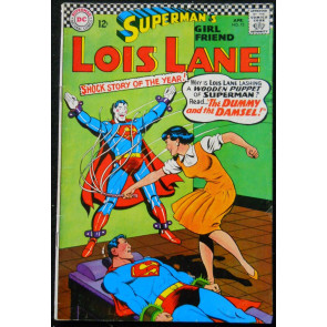 SUPERMAN'S GIRLFRIEND LOIS LANE #'s 72, 73, 75, 76, 77, 78, 80, 81 LOT OF 8