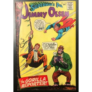 Superman's Pal, Jimmy Olsen (1954) #116 VG+ (4.5) Brainiac