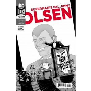 Superman's Pal Jimmy Olsen (2019) #4 of 12 VF/NM Steve Lieber Cover