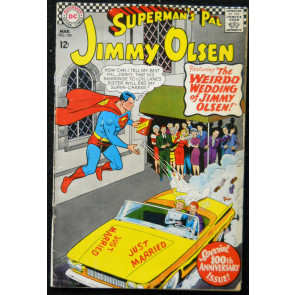 SUPERMAN'S PAL JIMMY OLSEN #100 VG LEGION CAMEO
