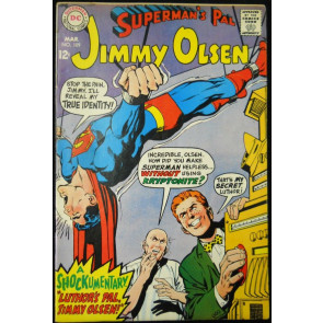 SUPERMAN'S PAL JIMMY OLSEN #109 FN NEAL ADAMS COVER
