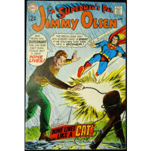 SUPERMAN'S PAL JIMMY OLSEN #119 VG