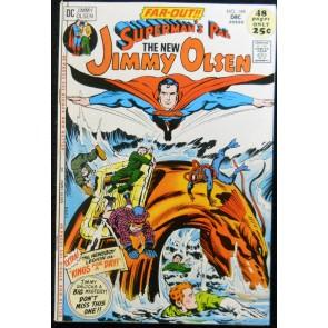 SUPERMAN'S PAL JIMMY OLSEN #144 VF- JACK KIRBY NEAL ADAMS