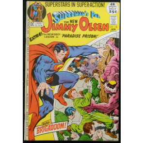 SUPERMAN'S PAL JIMMY OLSEN #145 VF+ JACK KIRBY