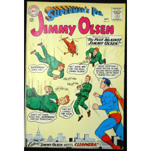 SUPERMAN'S PAL JIMMY OLSEN #71 VG+