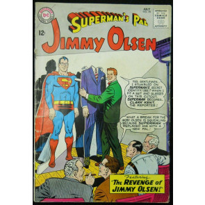 SUPERMAN'S PAL JIMMY OLSEN #78 VG