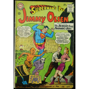 SUPERMAN'S PAL JIMMY OLSEN #81 VG