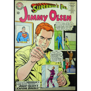 SUPERMAN'S PAL JIMMY OLSEN #83 VG-