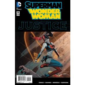 Superman/Wonder Woman (2013) #19 VF/NM
