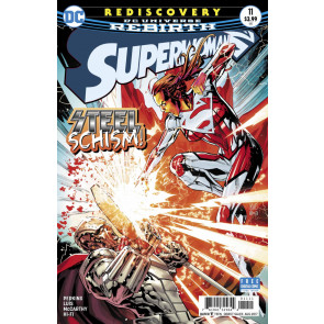 Superwoman (2016) #11 VF/NM Ken Lashley Cover DC Universe Rebirth