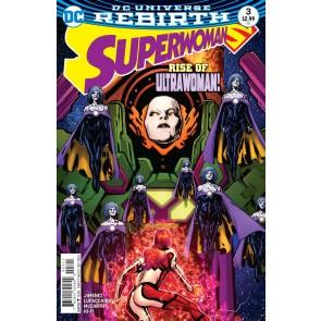 Superwoman (2016) #3 VF/NM Phil Jimenez Cover DC Universe Rebirth.