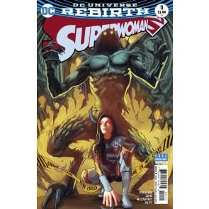 Superwoman (2016) #11 VF/NM Renato Guedes Cover DC Universe Rebirth