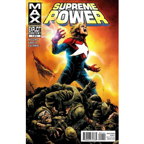 SUPREME POWER #1 OF 4 FN/VF
