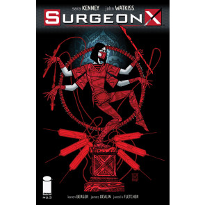 Surgeon X (2016) #3 VF+ Image Comics