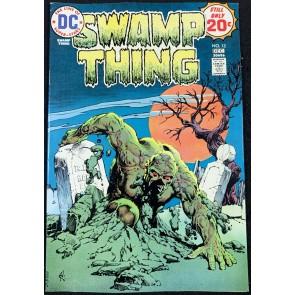Swamp Thing (1972) #13 VF- (7.5) Nestor Redondo Art