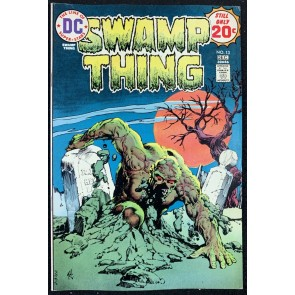 Swamp Thing (1972) #13 FN/VF (7.0) Nestor Redondo Art