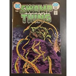 Swamp Thing #8 (1974) F/VF (7.0) classic Bernie Wrightson art |