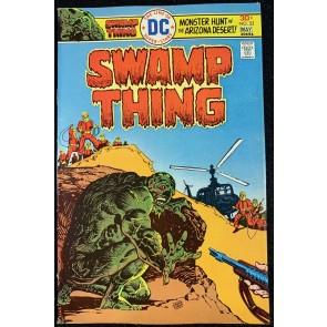 Swamp Thing (1972) #22 FN (6.0) Ernie Chan Cover