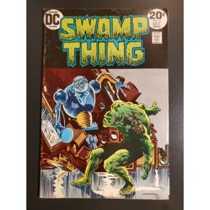 Swamp Thing #6 (1973) F 6.0 Classic Bernie Wrightson art|