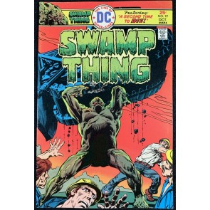 Swamp Thing (1972) #19 FN/VF (7.0) Nestor Redondo Art
