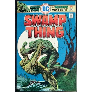 Swamp Thing (1972) #20 FN/VF (7.0) Nestor Redondo Story Art